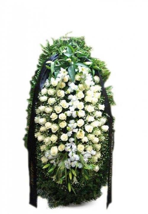Венок ритуальный на похороны РВЖ13 в Москве