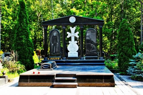 Мемориальный комплекс МК-2008