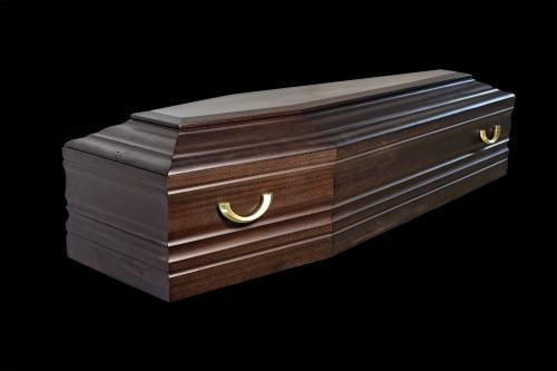 Гроб элитный модель S (колода), фраке