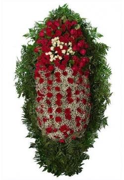 Венок ритуальный на похороны РВЖ1 в Москве