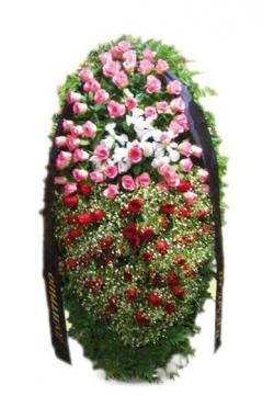 Венок ритуальный на похороны РВЖ11 в Москве