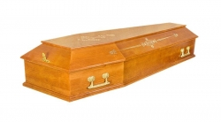 "Гроб ""Питер"" шестигранный"