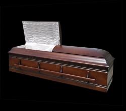 Гроб элитный модель JEWISH (орех)