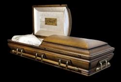 Гроб элитный модель RENEISSANCE