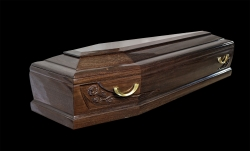 Гроб элитный модель TORINO (фраке)