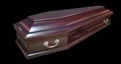 """Гроб элитный модель """"M1"""""""