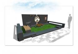Мемориальный комплекс МК-2001