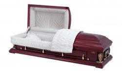 Элитный гроб - Канада с ангелами
