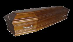 Гроб полированный - М-25